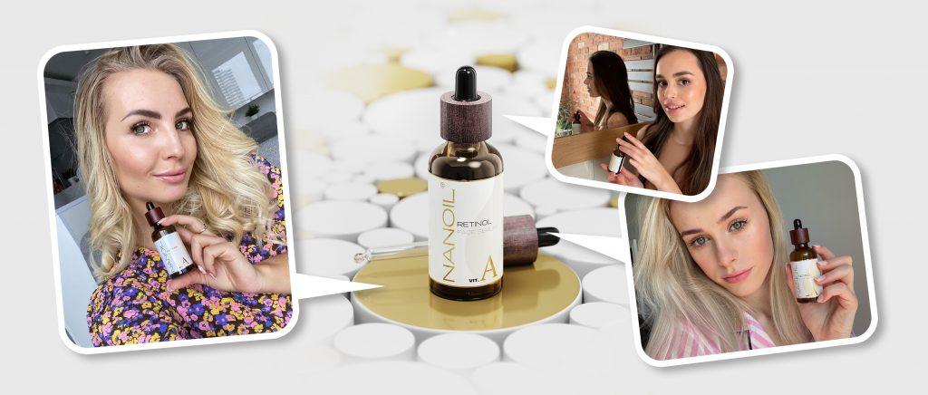 the best moisturizing retinol face serum Nanoil